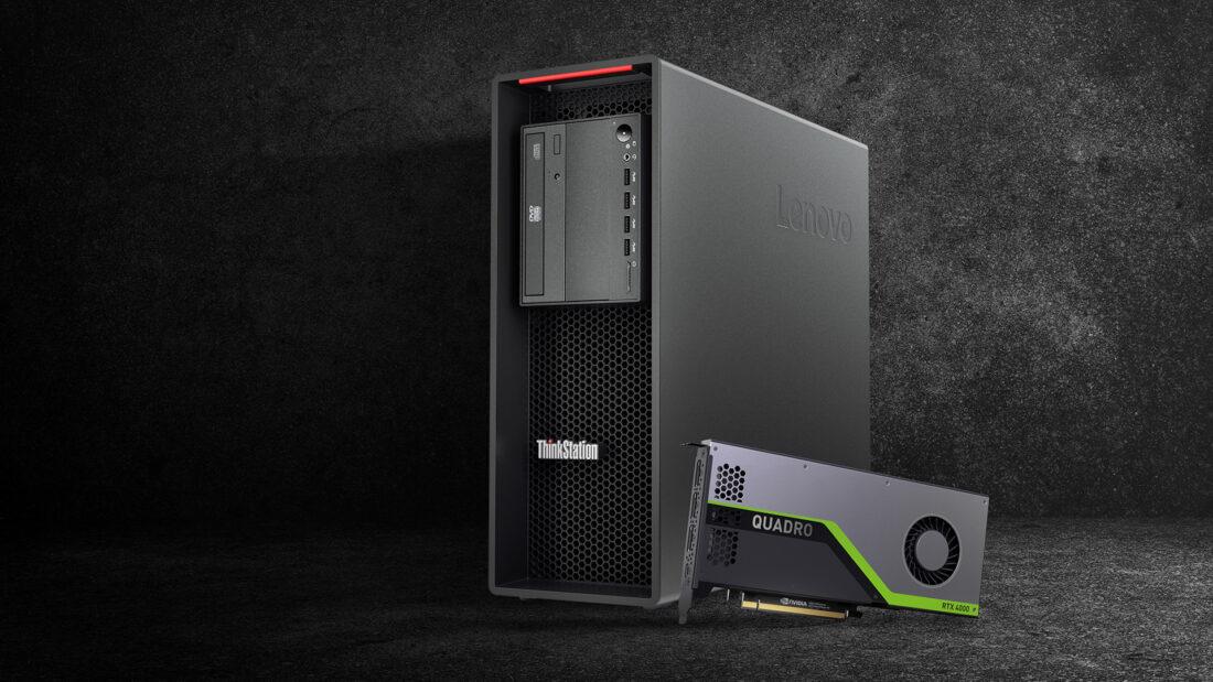 Lenovo Thinkstation NVIDIA RTX