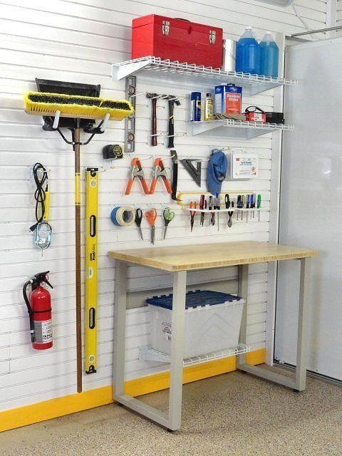 10 storage workshop tips