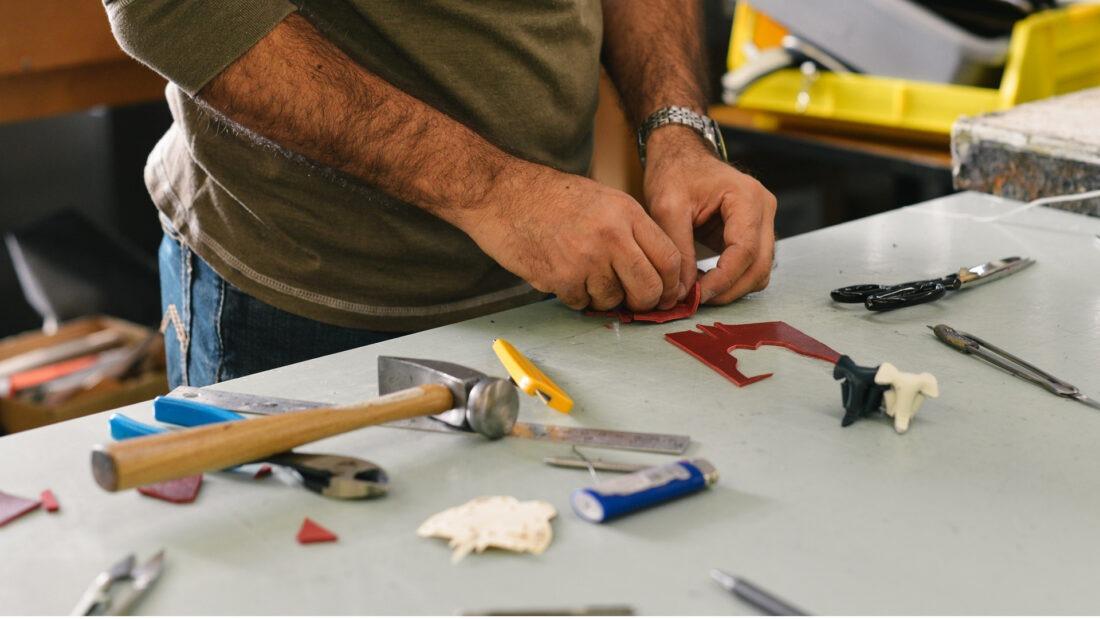 10 Simple Storage Ideas For Your Garage Workshop