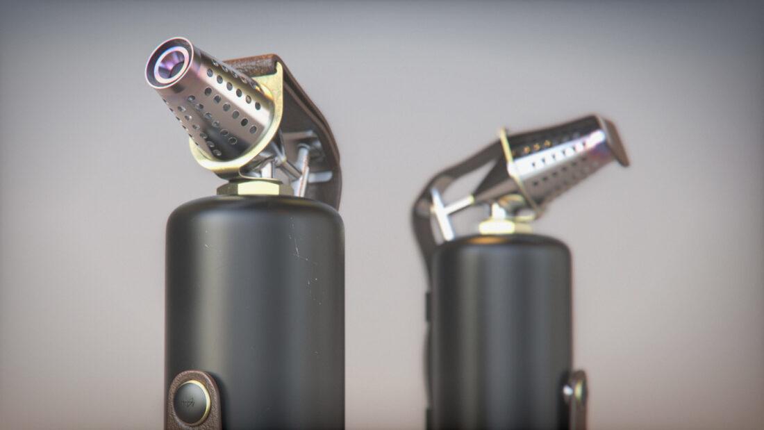 Modern Lighter Design