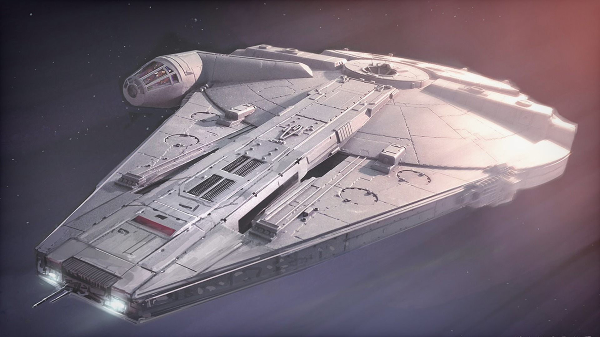 Star Wars Sound Design Inspires a Closer Listen to Modern Machines