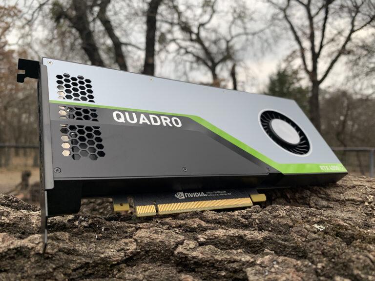 NVIDIA Quadro RTX 4000: First Look | Cadalyst