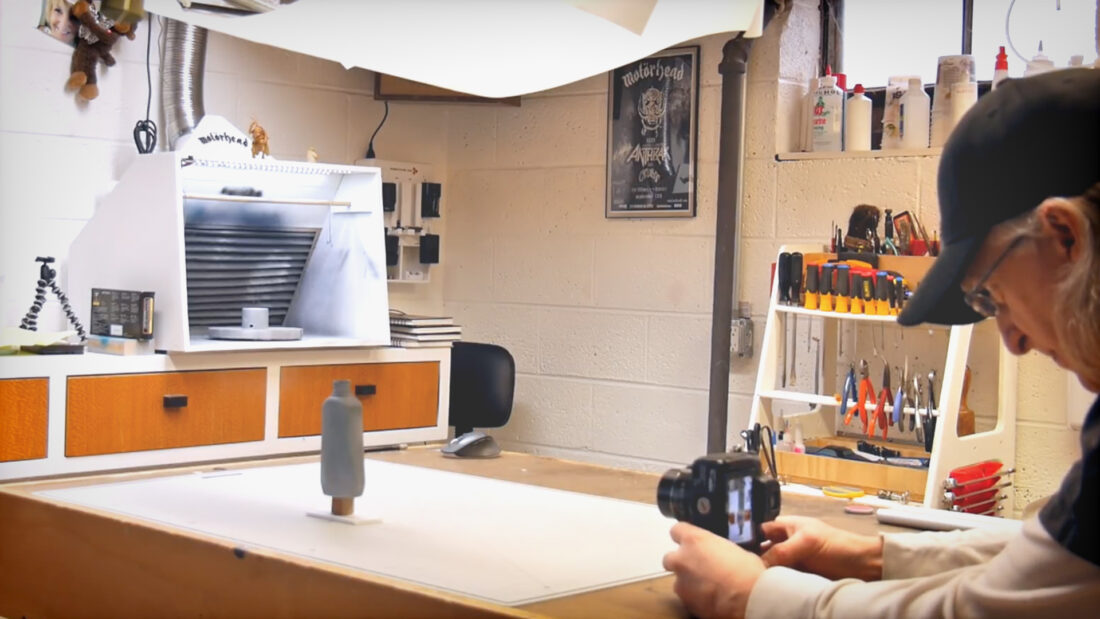 Learn How to 3D Scan with Industrial Designer Eric Strebel