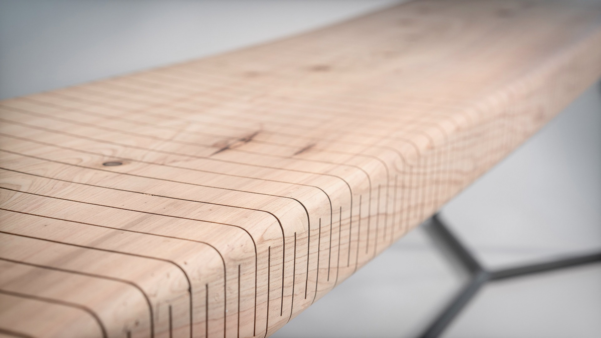 Modern Bench Design