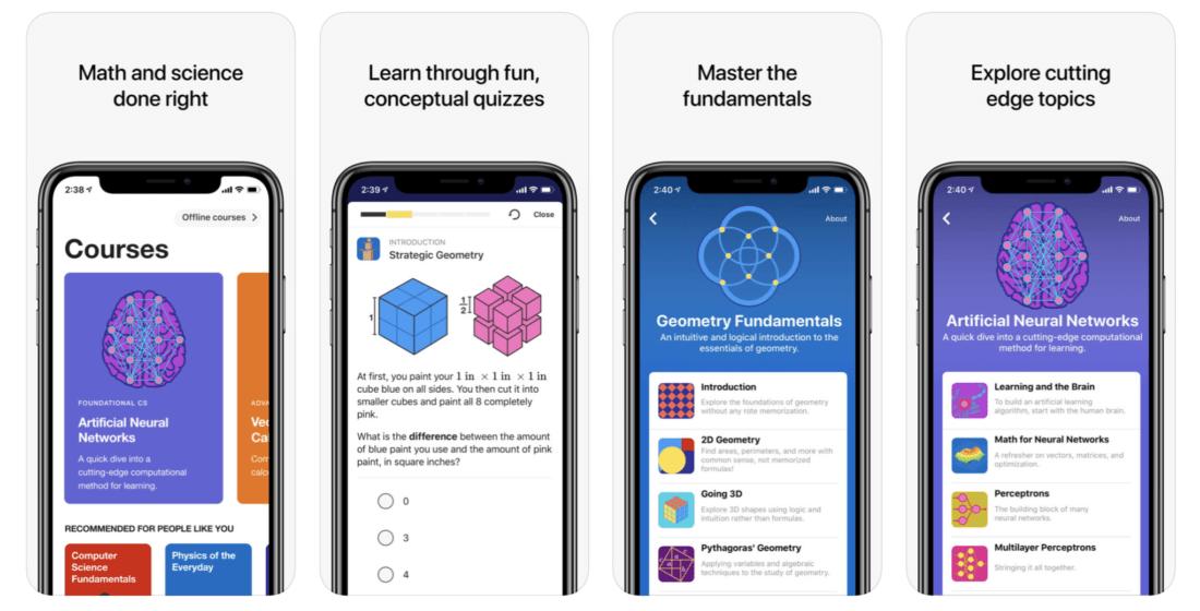 Brilliant App