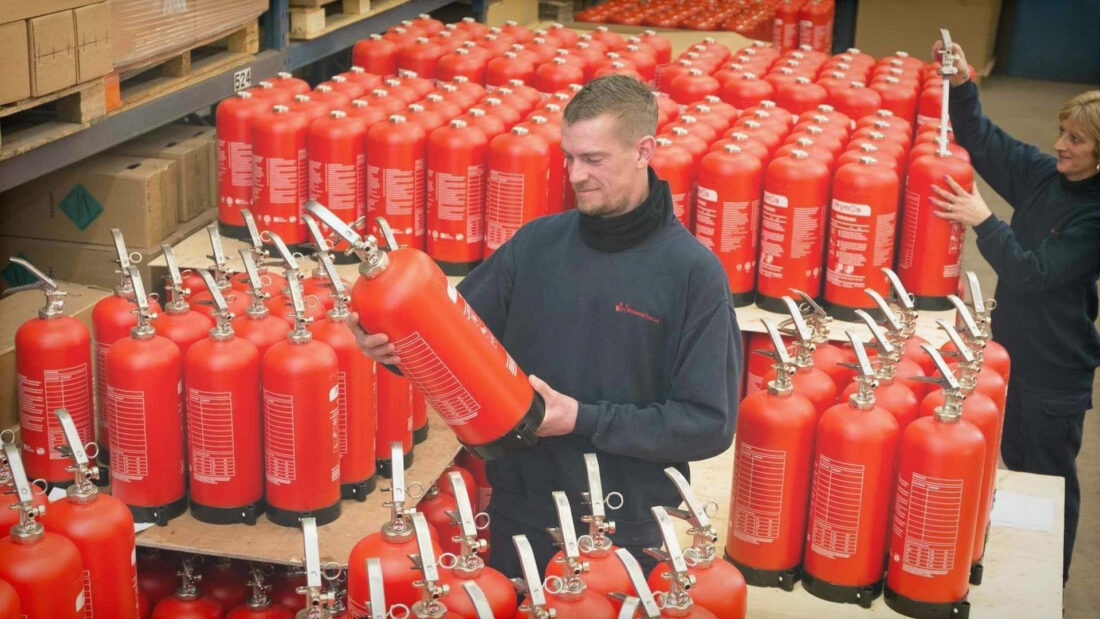 Behind The Design: How Steel Fire Extinguishers Are Manufactured