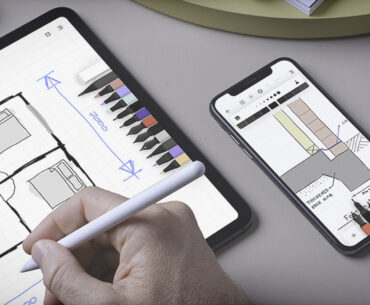 Flow Moleskine iPad App