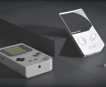 The Nintendo Flex Is a Redesigned Game Boy Concept for the 21st Century