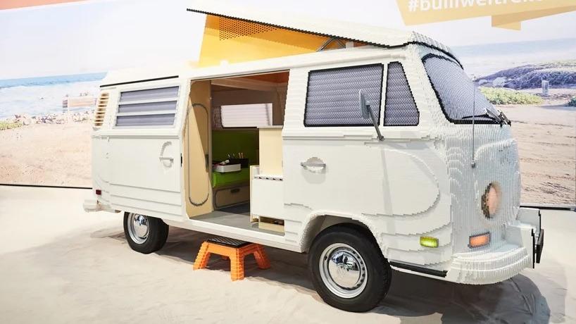 lego volkswagen type 2