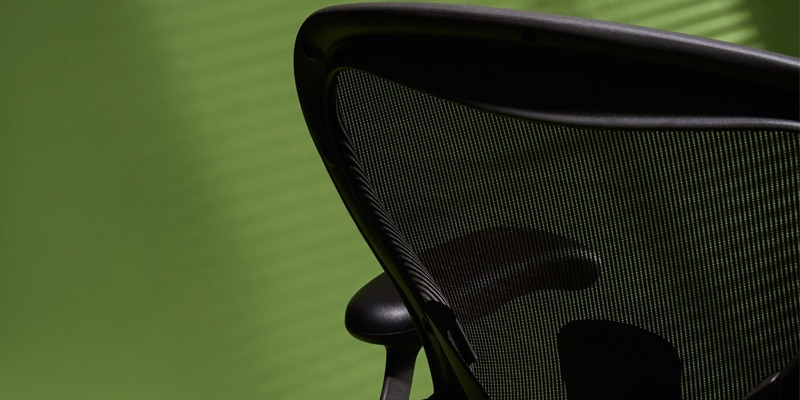 Why the Aeron I s Still the Most Coveted Seat in the Office