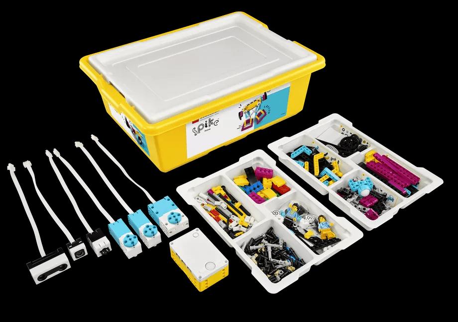 LEGO SPIKE Prime Kit