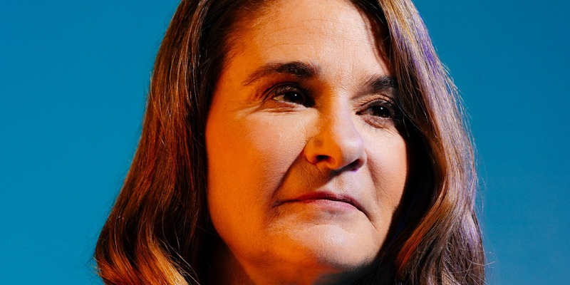 Melinda Gates on tech innovation, global health and  her own privilege.