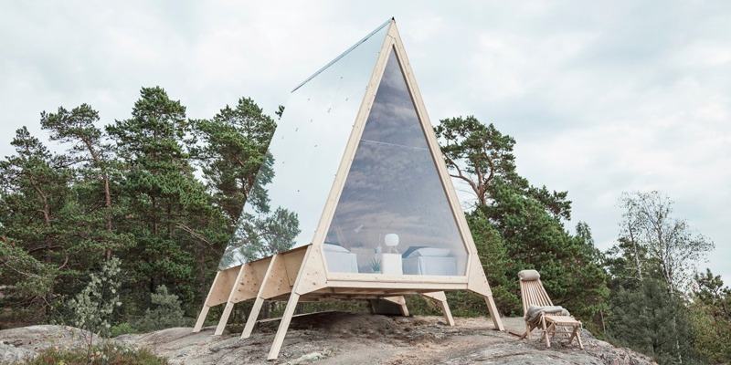 A Sustainable Cabin You Can Build Yourself for $20,000