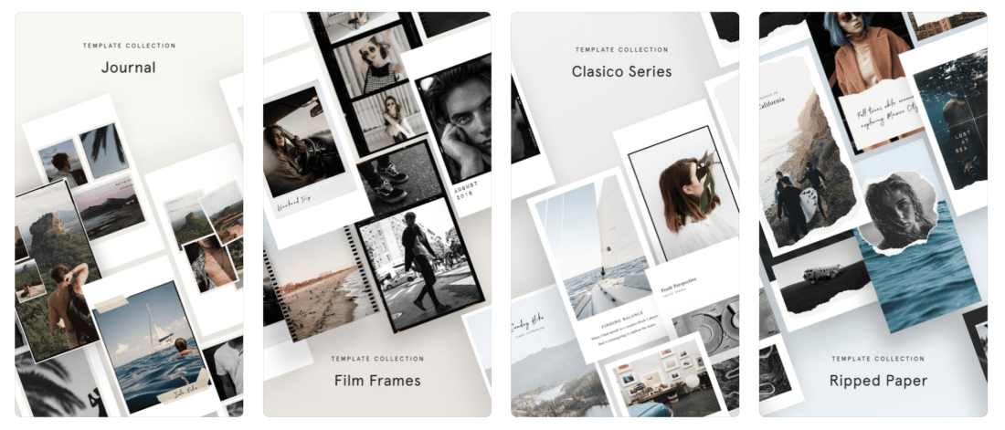 Unfold — Create Stories