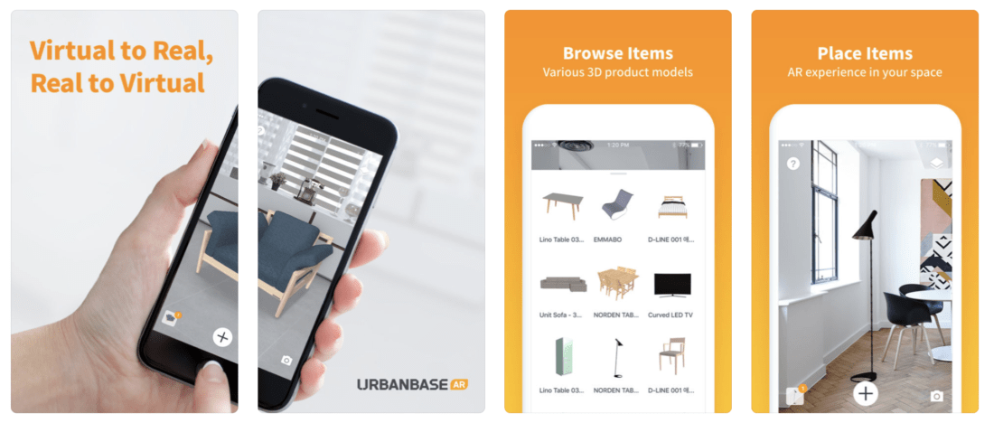 Urbanbase AR