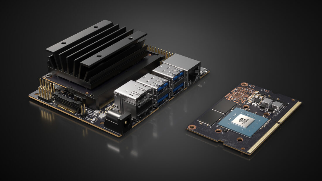 Nvidia Jetson Nano Board