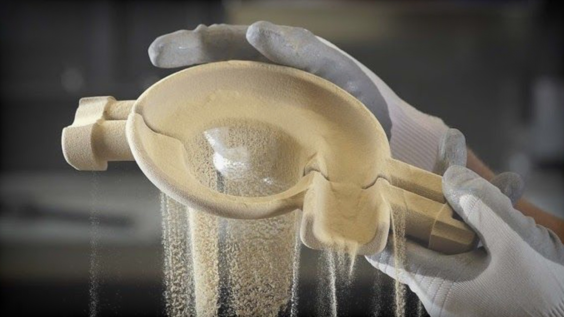 Additive Manufacturing Process