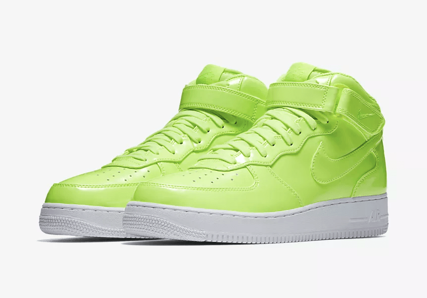 Nike Air Force 1 UV Light Color Change Sneakers | HYPEBAE