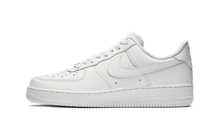 nike air force 1 white UV shoes