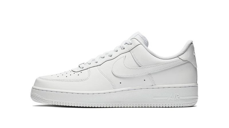 Nike Air Force 1 Shoes This Nike Air Force 1 Shoe Design Changes Color With UV Light ...
