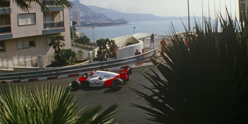 Monaco Racecars