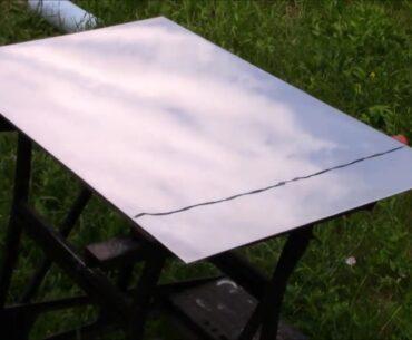 aluminum sheet mirror finish
