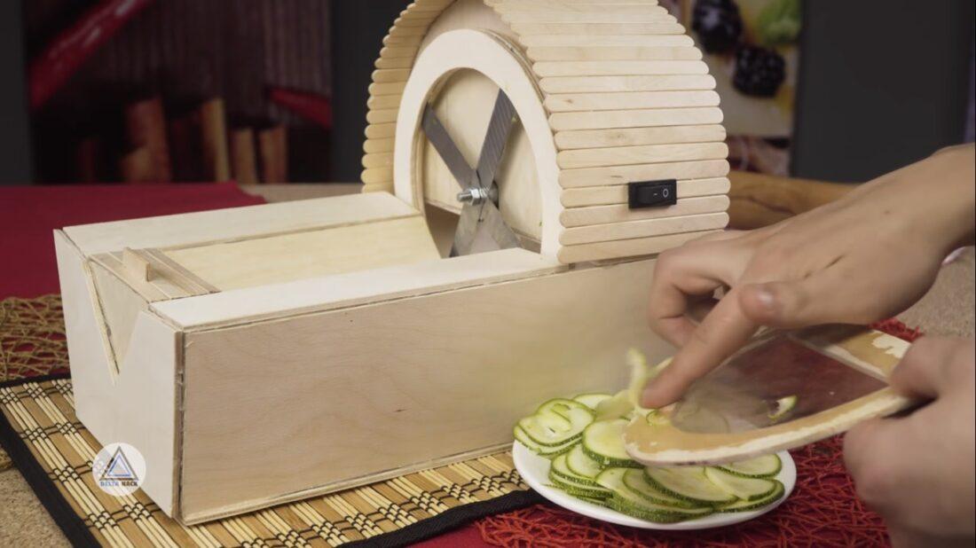 diy food slicer