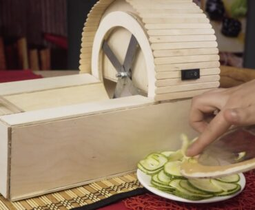 diy food slicer
