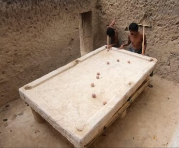 mud snooker table