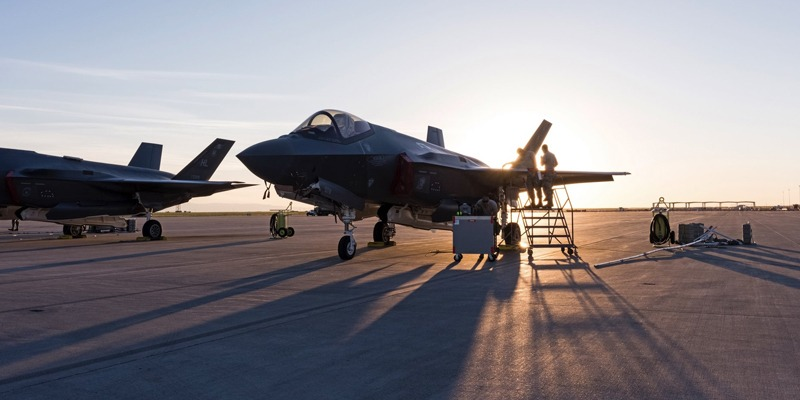 Inside America's Dysfunctional Trillion-Dollar Fighter-Jet Program