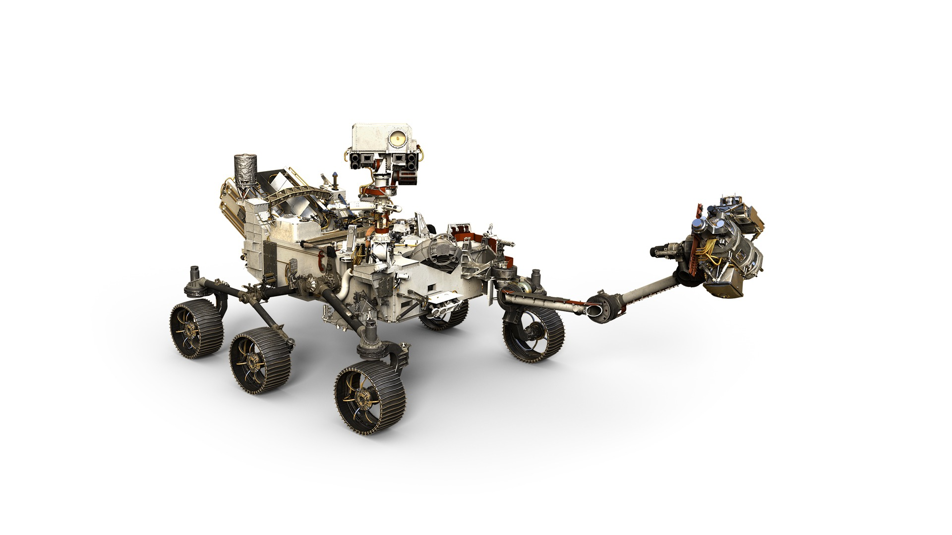 NASA Begins Prep for Its Nuclear-powered Mars 2020 Rover ...