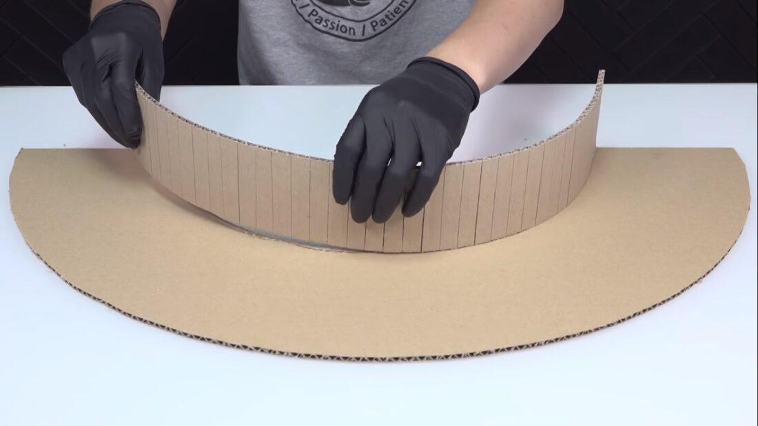 cardboard pet toy