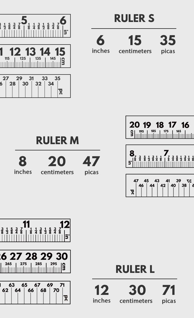 30° Ruler 2.0