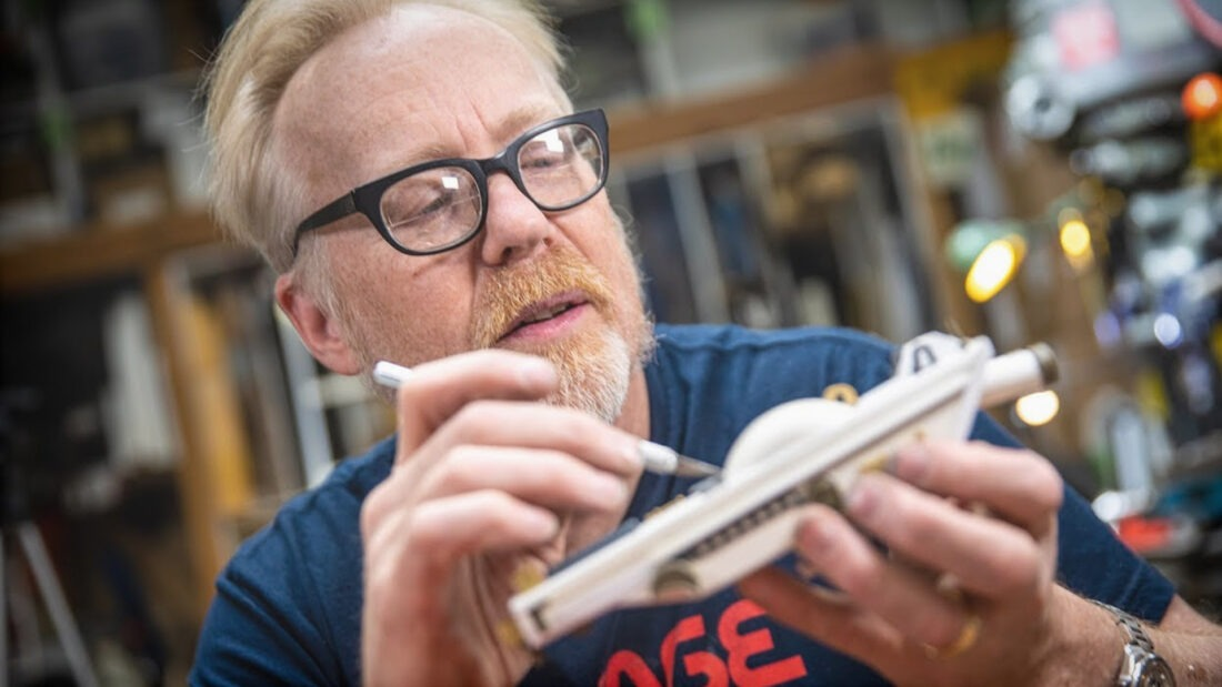 Adam Savage's Tested VR Takes You on Immersive Tours of Incredible Workshops