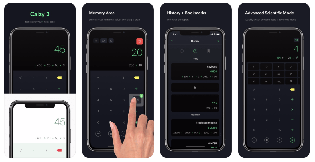 Calzy App