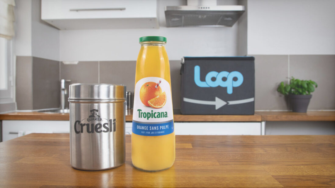 The Modern Milk Man: Loop Ships Your Favorite Brands in Durable, Reusable Packaging