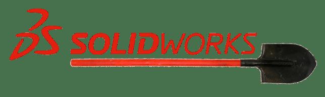 SOLIDWORKS Spade Logo