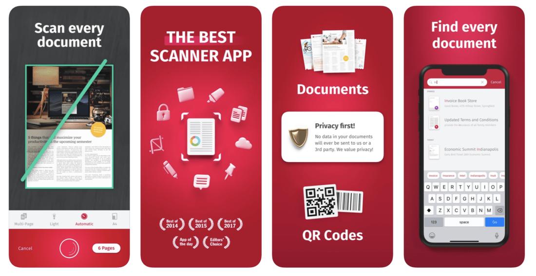 Scanbot - Scanner App