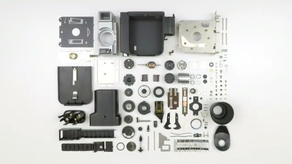 daniel de bruin camera disassembly