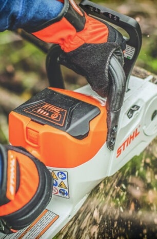 STIHL's VR Training Course Teaches How to Use High-Powered Chainsaws