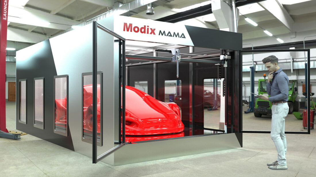 "A ""Personal Car Factory 3D Printer"" Coming Next Year?"