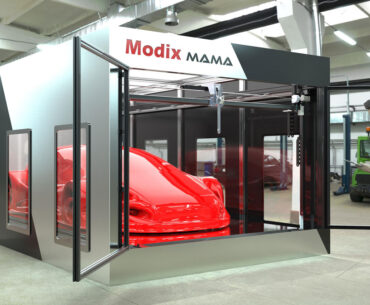 Modix Mama Car Factory 3D Printer