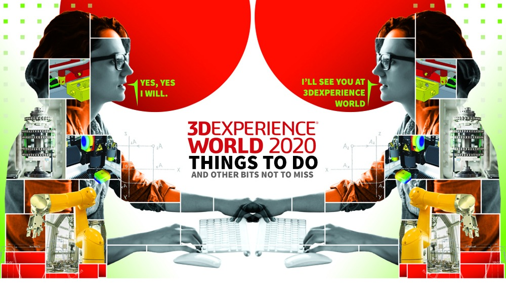 3DEXPERIENCE World Platform SolidWorks World 2020