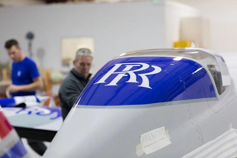 Rolls Royce ACCEL