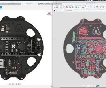 autodesk fusion 360 electronics design