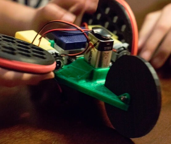 150 3D Printed Robots To Be Assembled And Offered To STEM Students