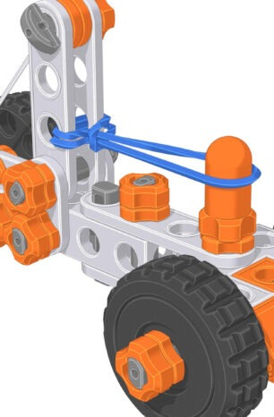 A New STEM Site for 3D Print Construction Set Projects