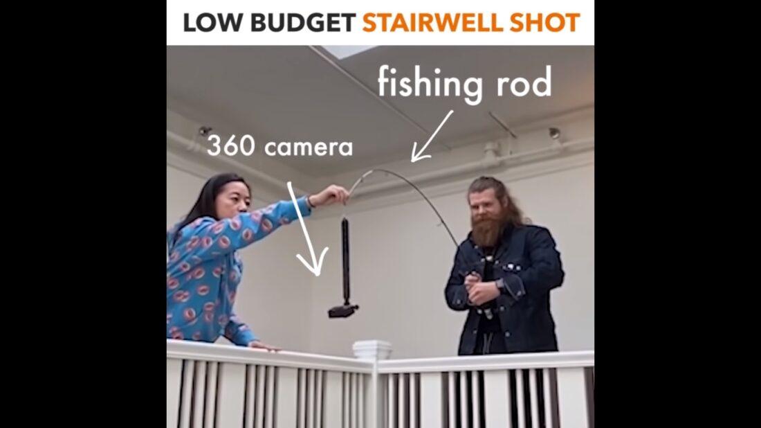 360 camera tricks