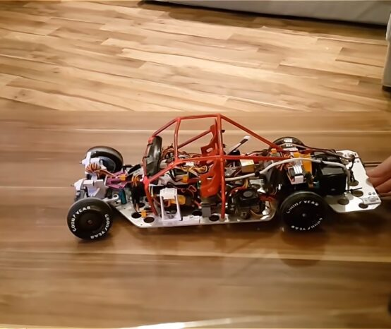 This Module Adds Realistic, Adjustable Suspension to Your RC Car