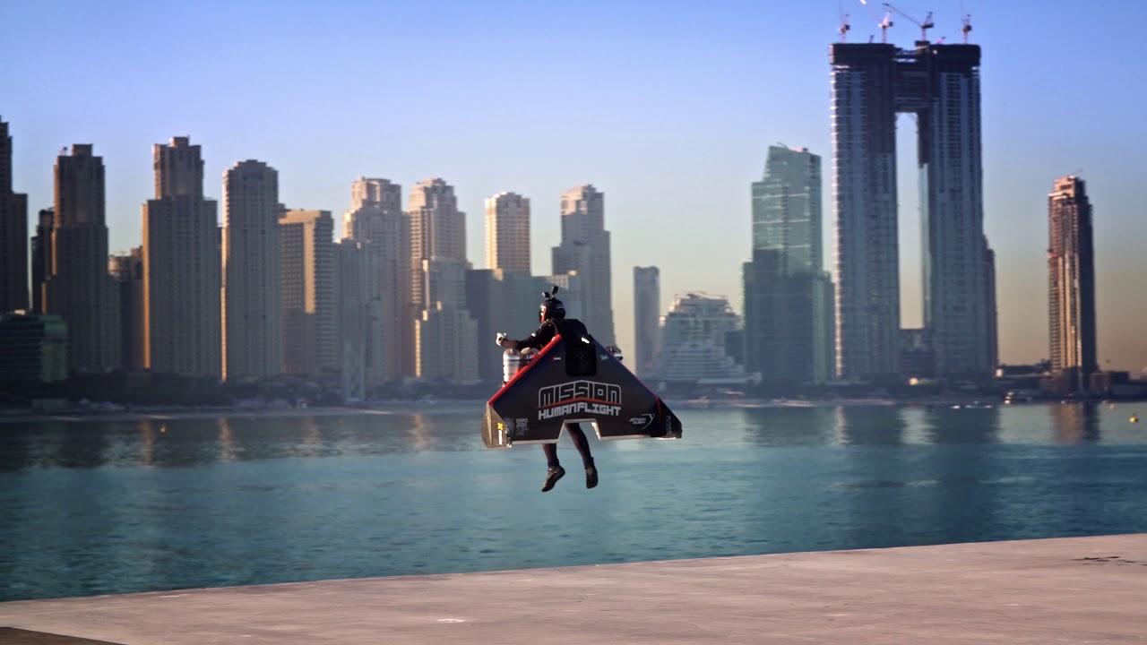 Jetman Dubai Jetwing